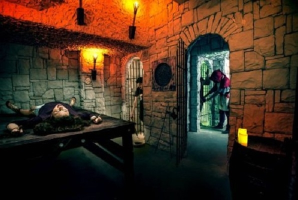 The Medieval Dungeon